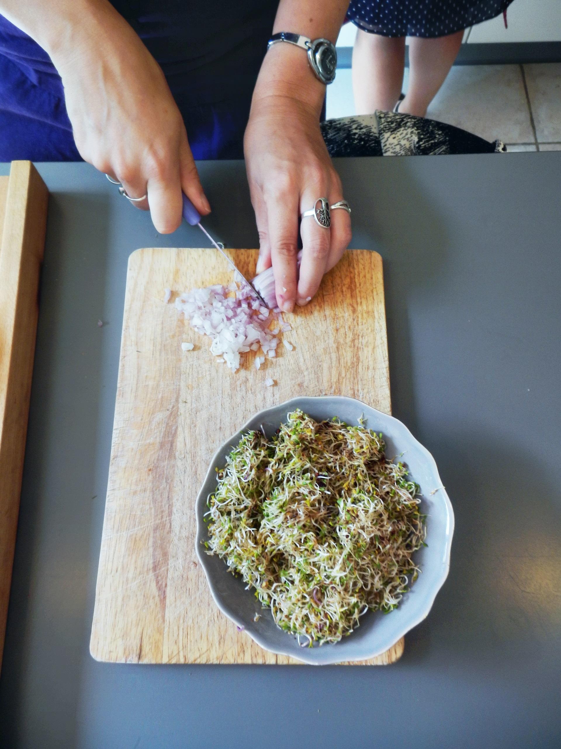 cours cuisine vegan normandie