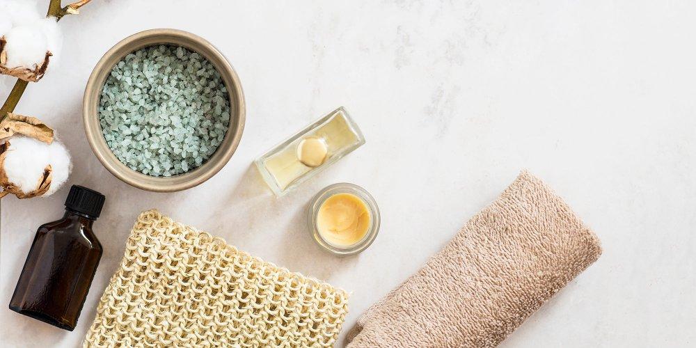 Aromathérapie et cosmétiques naturels