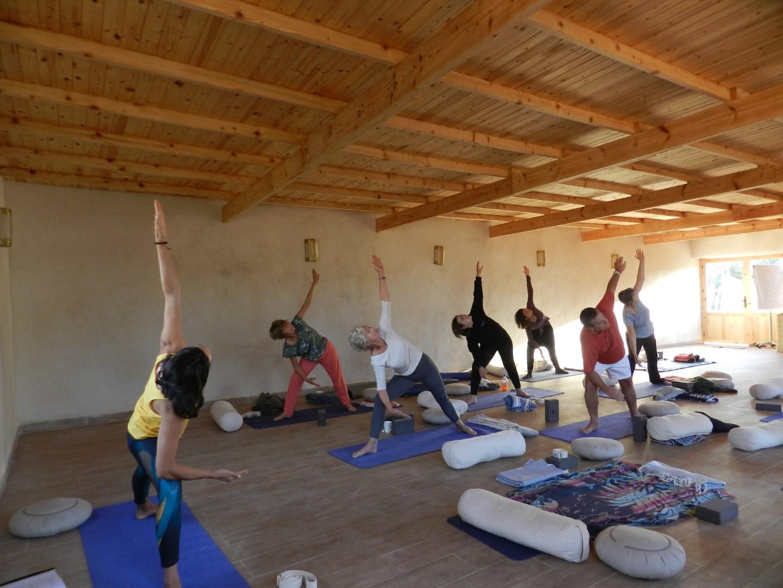 cours de yoga stage de jeûne Essaouira