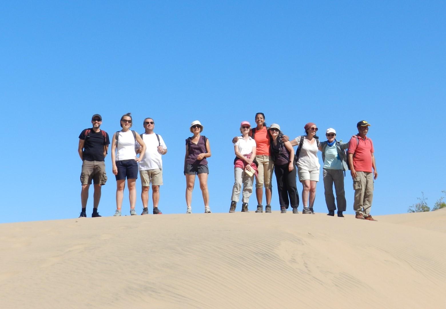 Dunes, randonnée et jeûne Essaouira natur&life