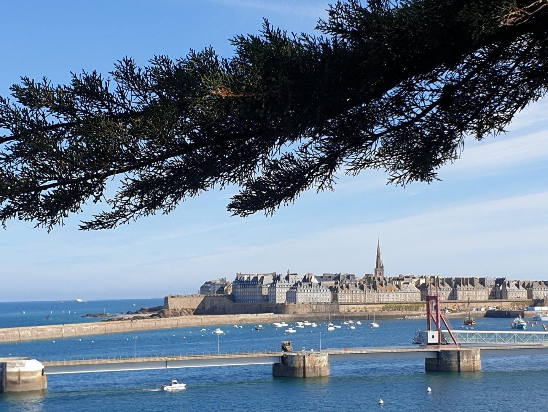 Saint Malo, saint Servan stage de jeûne Céline FORTIN