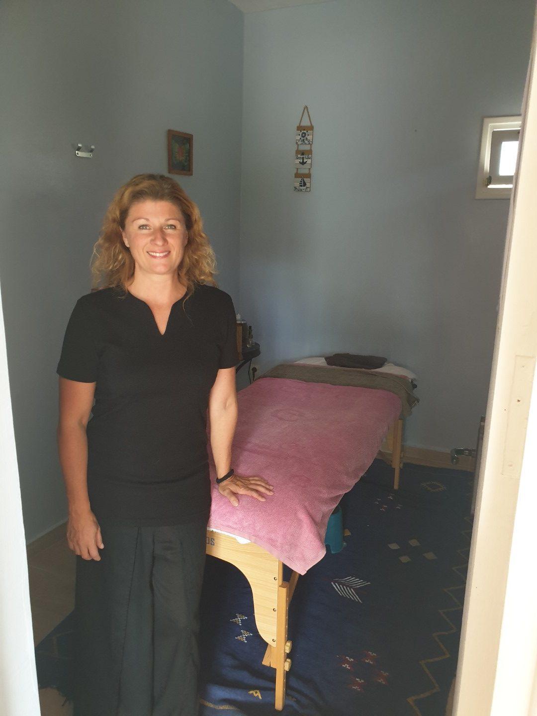 salle de massage Essaouira stage jeûne natur&life