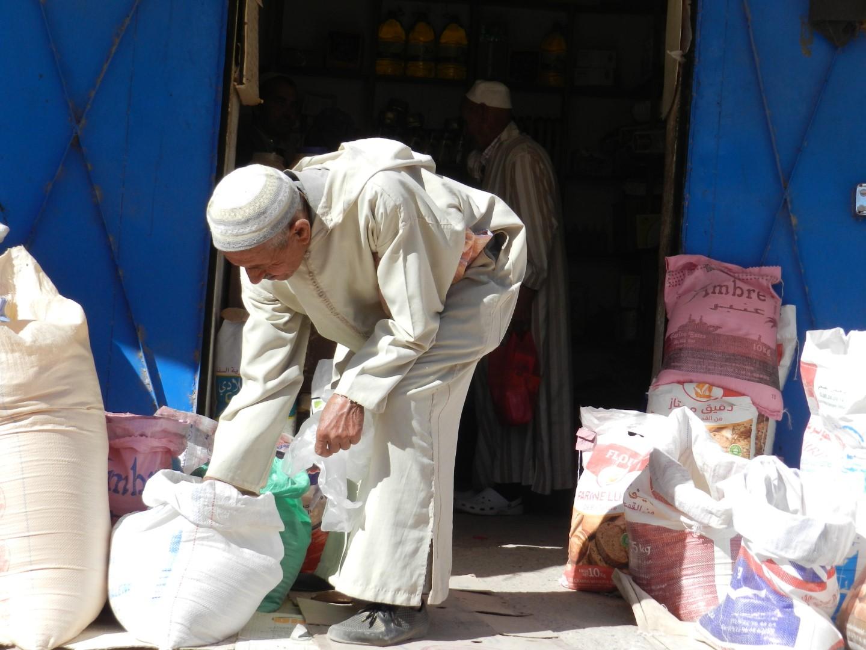 jeûne et randonnée à Essaouira Céline FORTIN